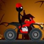ATV Stickman Ride