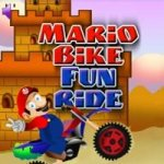 Mario Bike Fun Ride
